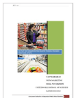 To Study the Consumer Buying Behavior Towards Organised FMCG Retail Outlets