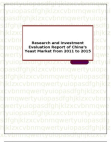 Research and Investment Evaluation Report of China's Yeast Market from 2011 to 2015