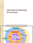International Marketing Environment