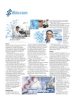 Biocon Marketing Report