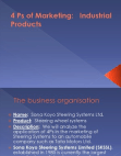 4 Ps of Marketing for Industrial Products