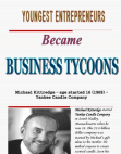 Youngest Business Tycoons