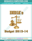 Highlights of the Union Budget India 2013 - 2014