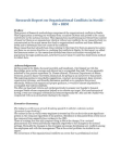 Research Report on Organizational Conflicts in Nestlé - OB + BRM