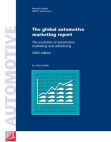 Marketing Research Report on Global Automotive