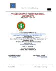 E-Banking MBA marketing VTU project