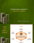 FUNDAMENTAL ANALYSIS OF INDIAN OIL COMPANY