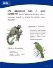 Artigos - Nutrição Animais Silvestres e Exóticos Alcon