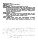 Hydrochlorothiazide Indications | RM.