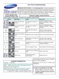 Samsung Dryer DV350 R3