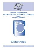 Electrolux EIFLW55H & EWFLW65H Front-Load Washer 5995523536