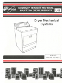 Whirlpool Dryer Mechanical System