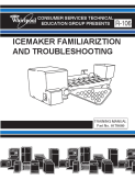 Whirlpool Icemaker Troubleshooting R-106