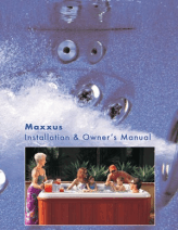 cal spa hot tub manual