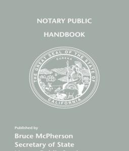 new york notary handbook