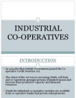Industrial Co-operatives(soft copy)