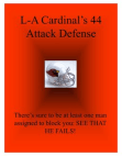 44 Attack D by LA Cardinals