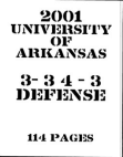 University of Arkansas Defense