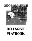1998 Georgia Tech Offense  306 Pages