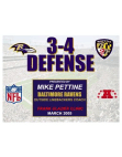 2005 Baltimore Ravens 34 Defense Clinic  50 Slides