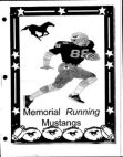 Memorial Mustangs Wishbone Offense  133 Pages