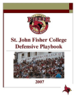 2007 St Johns Fisher College Defense
