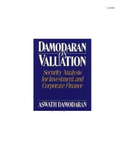 damodaran on valuation 2nd edition pdf