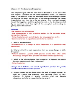 Ap Biology Reading Guide Answers Chapter 9 - examget.net